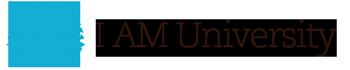I AM University Logo